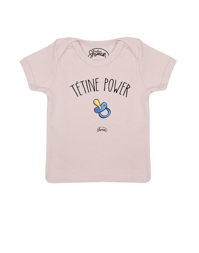 Tee shirt Tétine power
