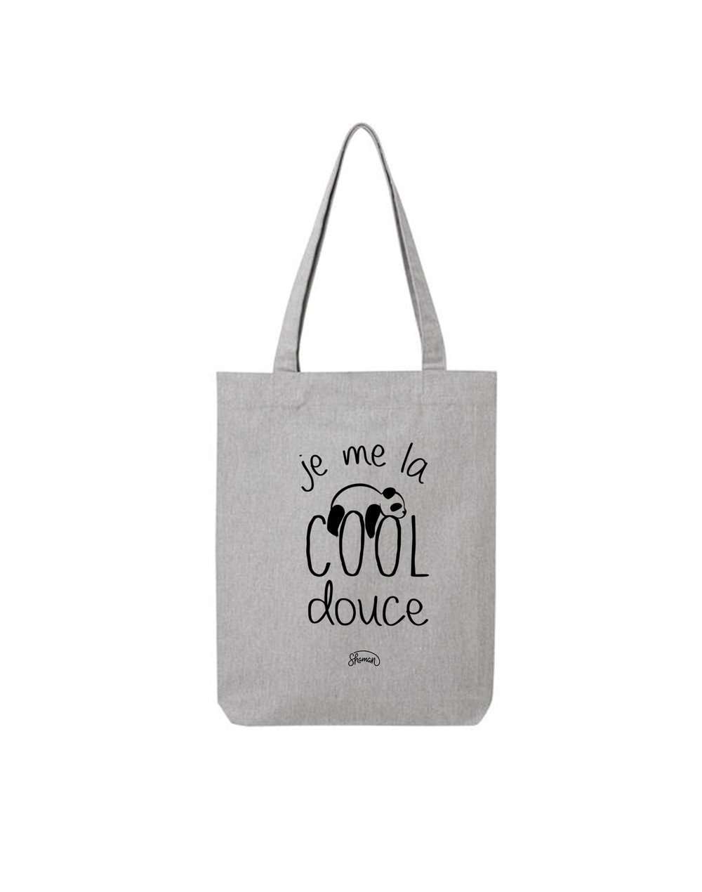 "Tote Bag ""Cool douce"""