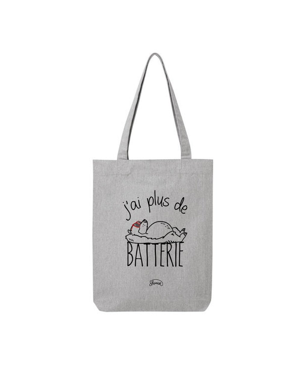 "Tote Bag ""Batterie"""