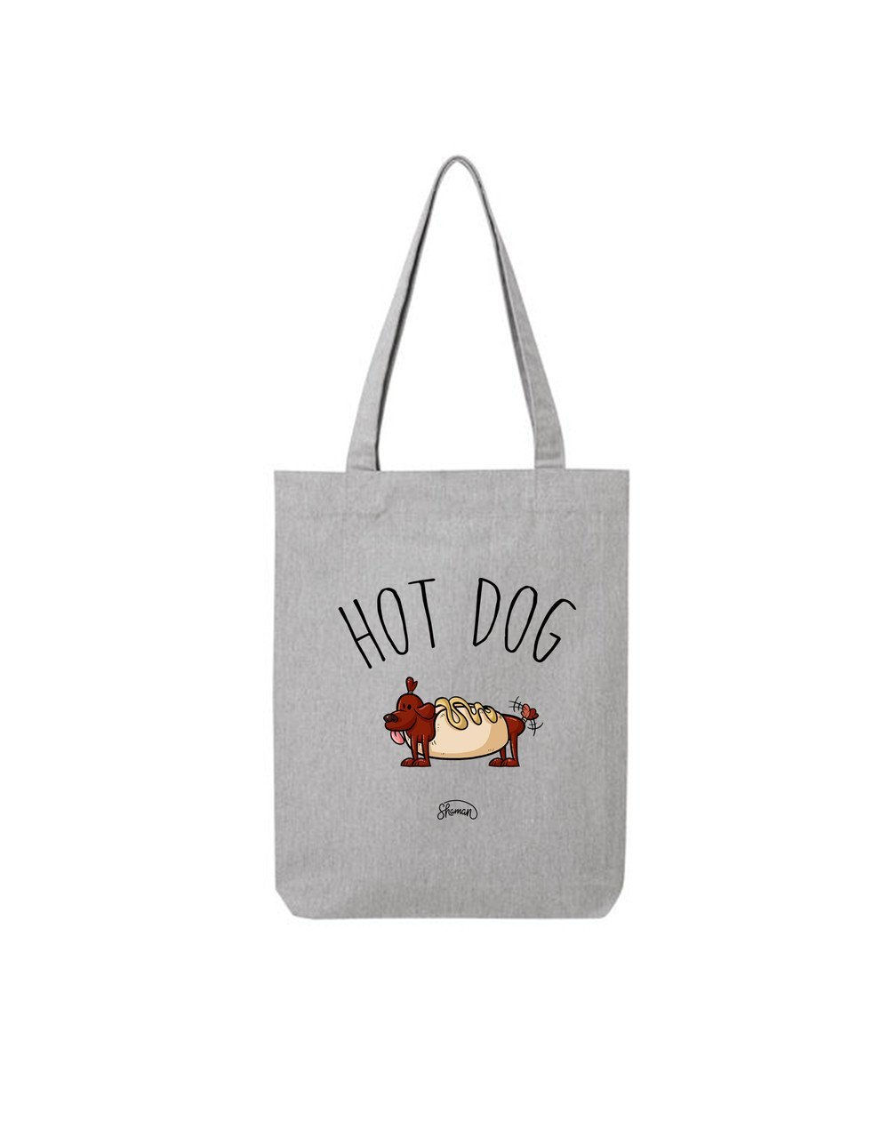 "Tote Bag ""Hot dog"""