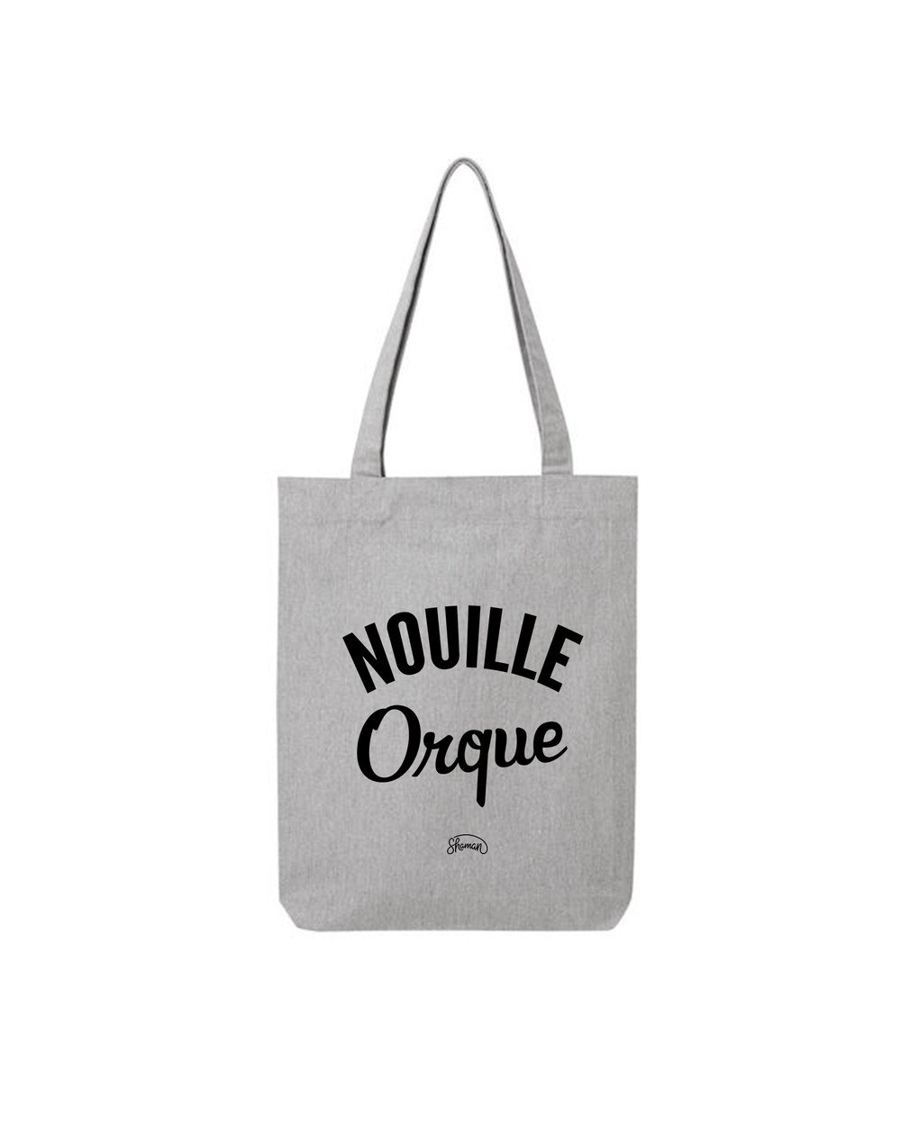 "Tote Bag ""Nouille Orque"""