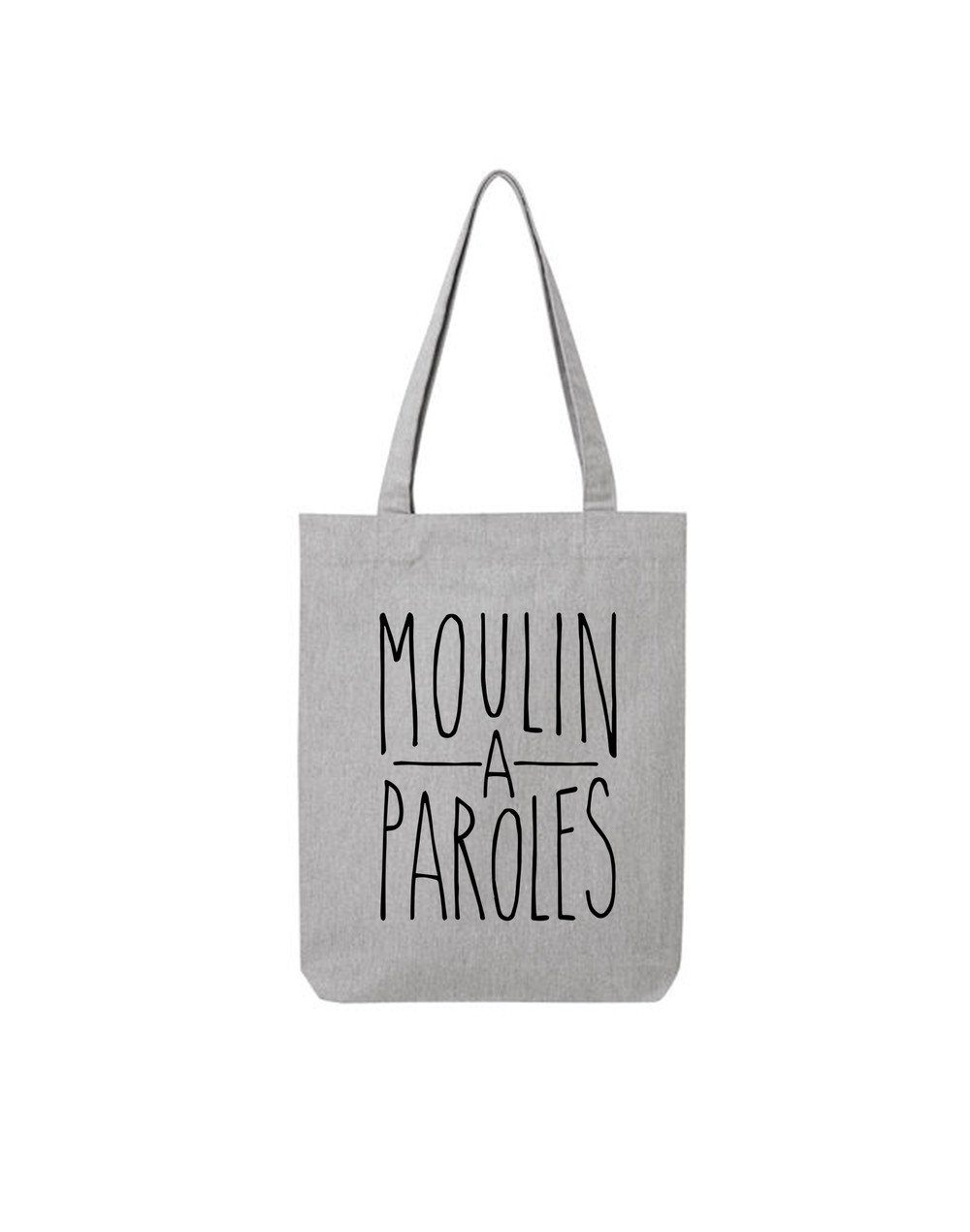 "Tote Bag ""Moulin à Paroles"""