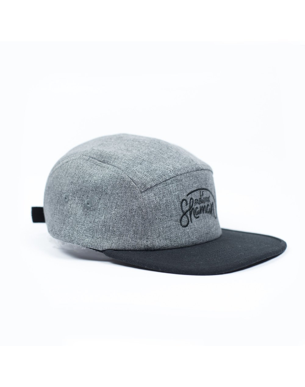 Casquette Heather Black