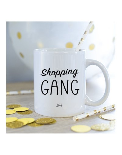 Mug Shopping gang