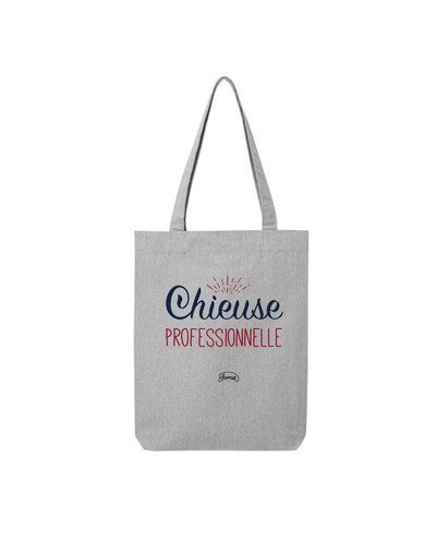 "Tote Bag ""Chieuse pro"""