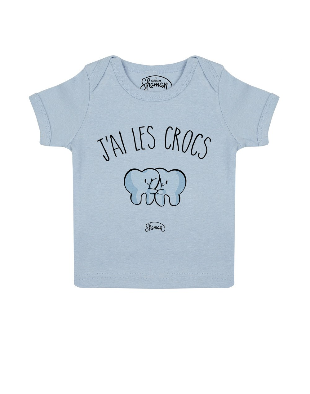 Tee shirt Les crocs