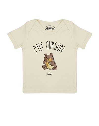 Tee shirt Ptit ourson