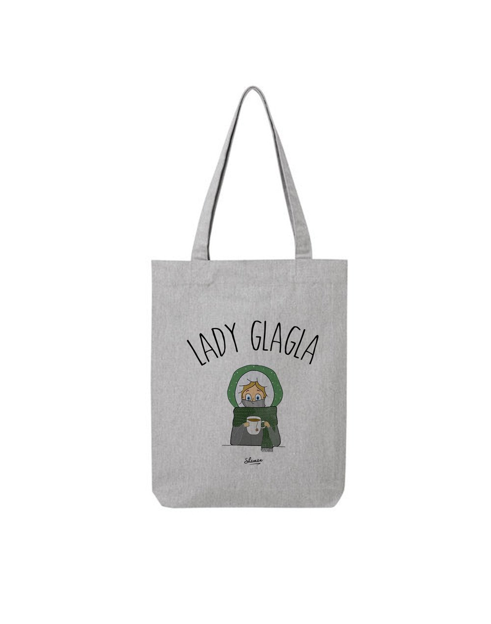 "Tote Bag ""Lady Glagla"""