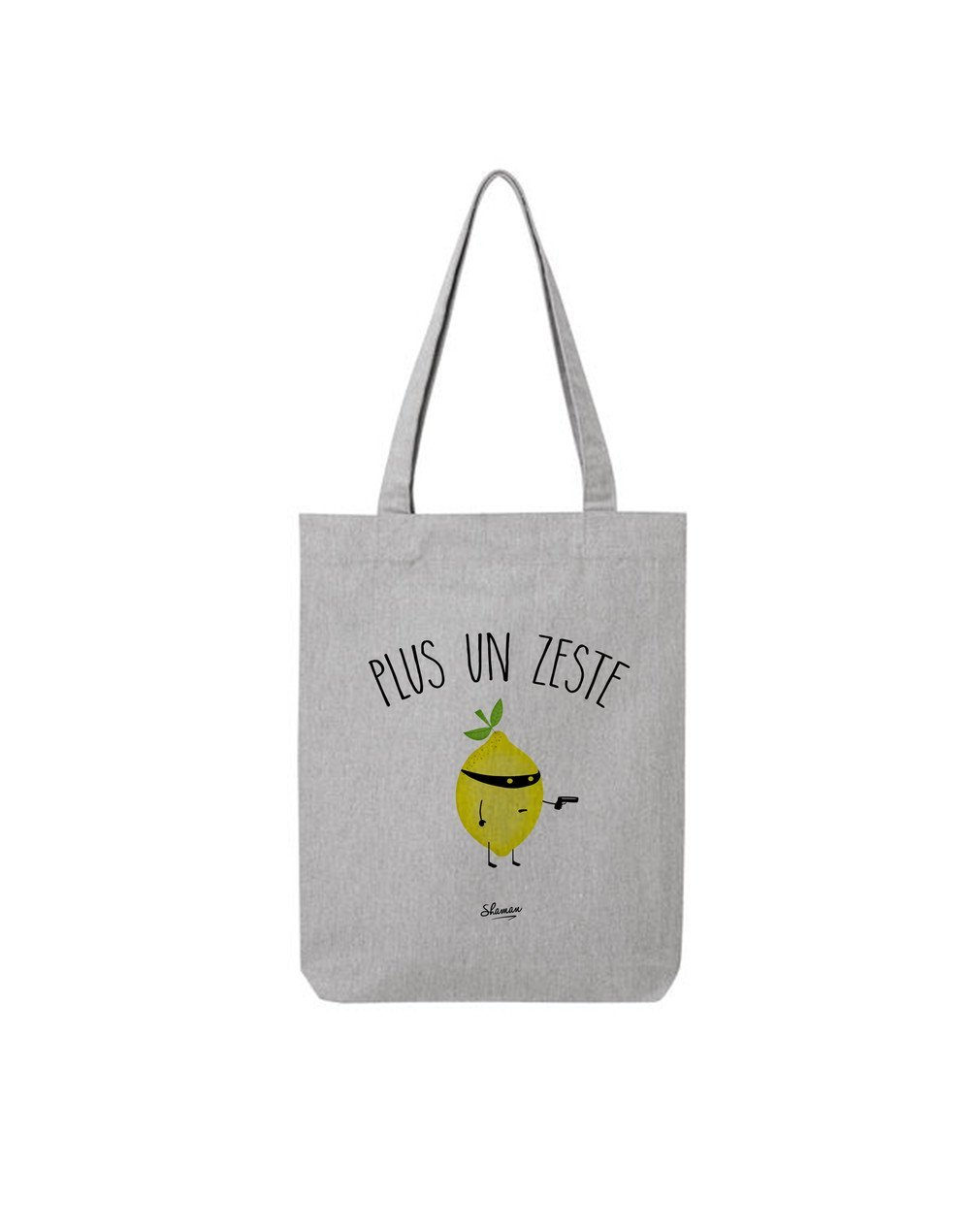 "Tote Bag ""Plus un zeste"""