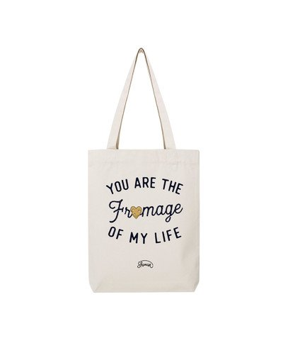 """Tote Bag """"Fromage life"""""""