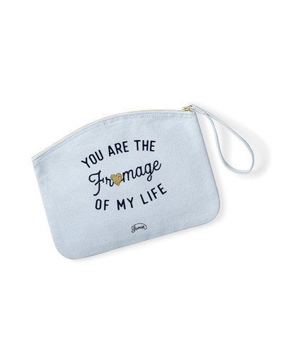 """Pochette """"Fromage life"""""""