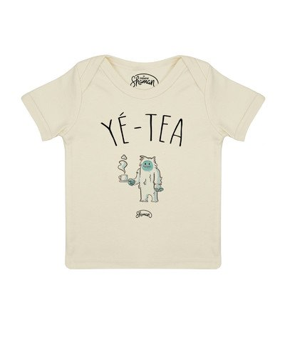 Tee shirt Yé-tea