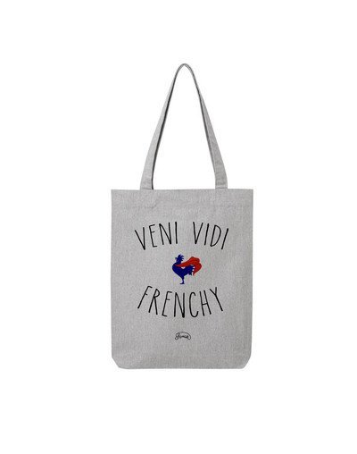 "Tote Bag ""Veni frenchy"""