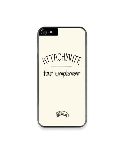 "Coque ""Attachiante"""