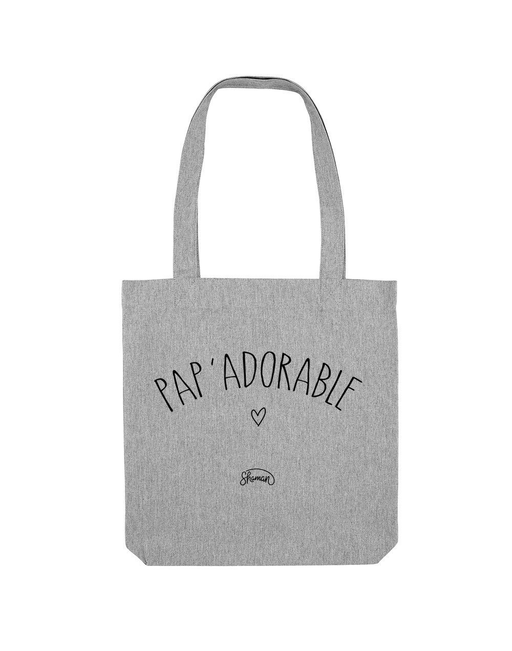 "Tote Bag ""papa'adorable"""