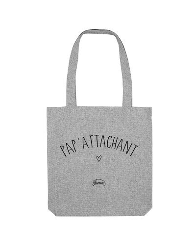 "Tote Bag ""papa'attachant"""