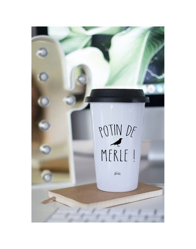 "Mugs Take Away ""Potin de merle"""