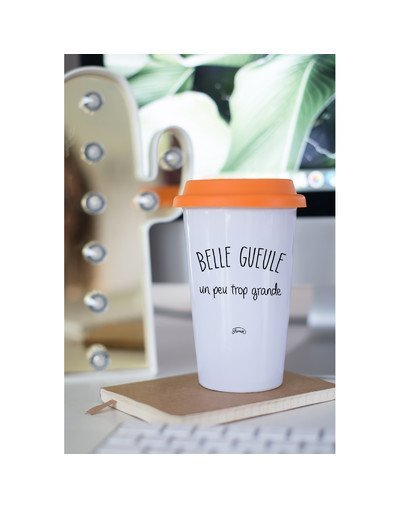 "Mugs Take Away ""Belle gueule"""
