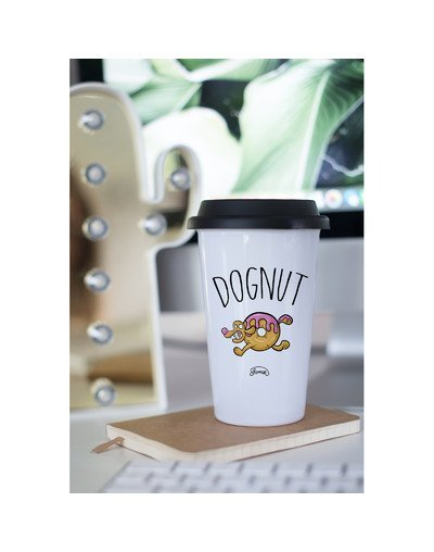 "Mugs Take Away ""Dognut"""