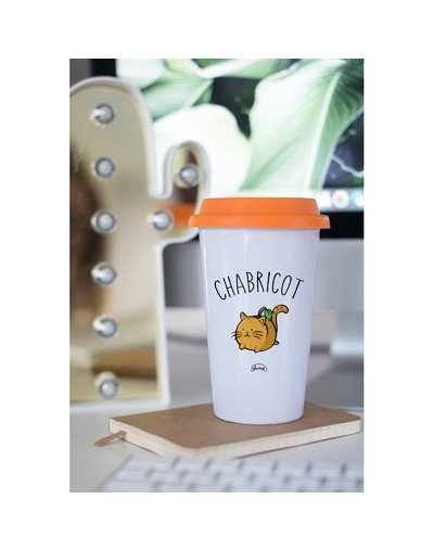 "Mugs Take Away ""Chabricot"""