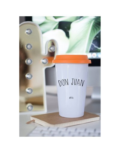 "Mugs Take Away ""Don juan"""