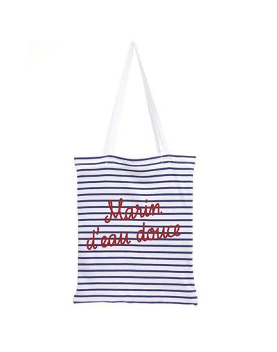 "Bag ""Marin d'eau douce"""