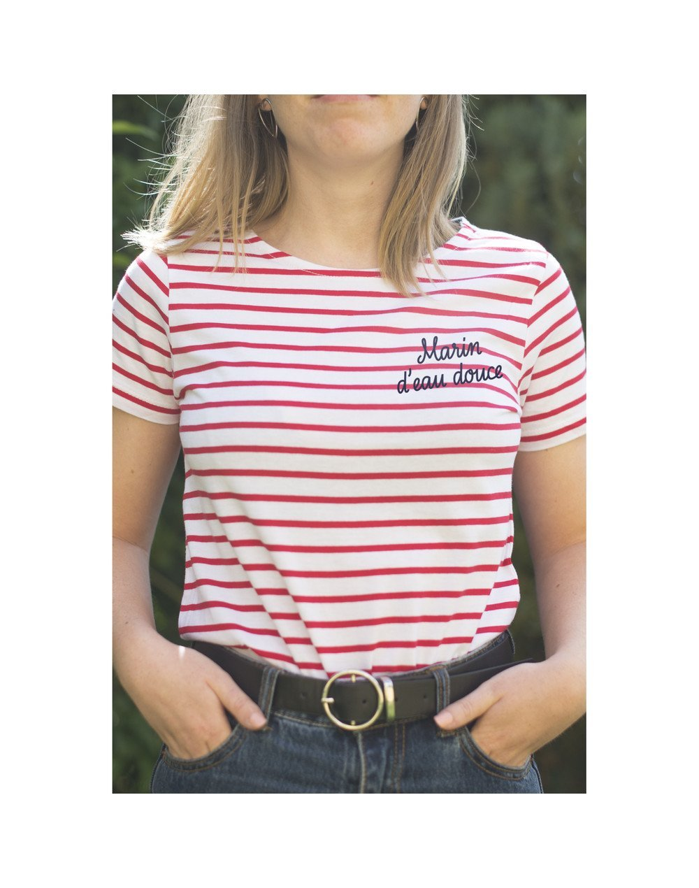 great look exclusive range closer at Tee shirt Manches courtes