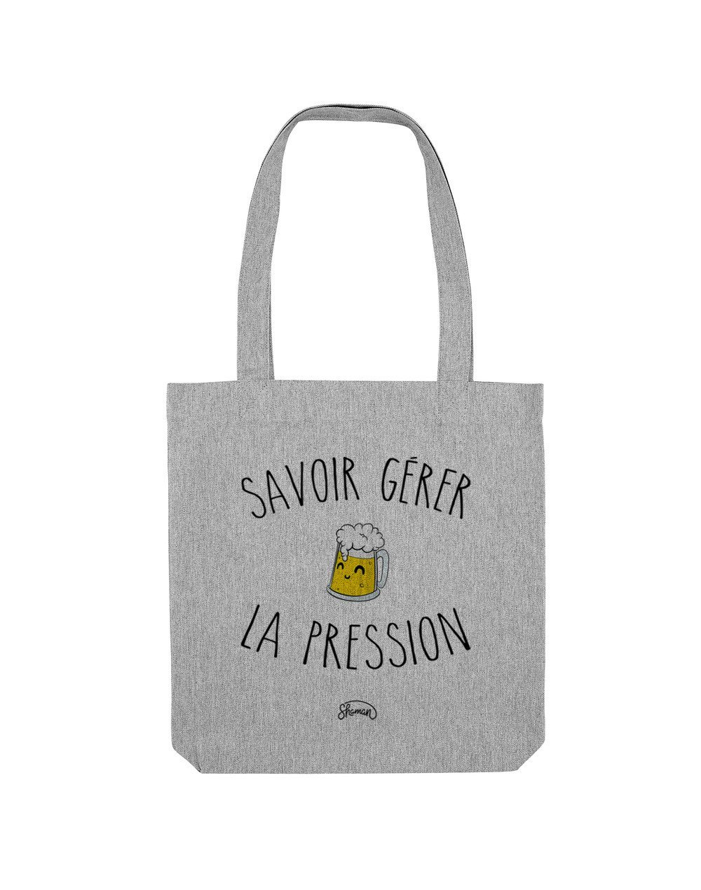 "Tote Bag ""La pression"""