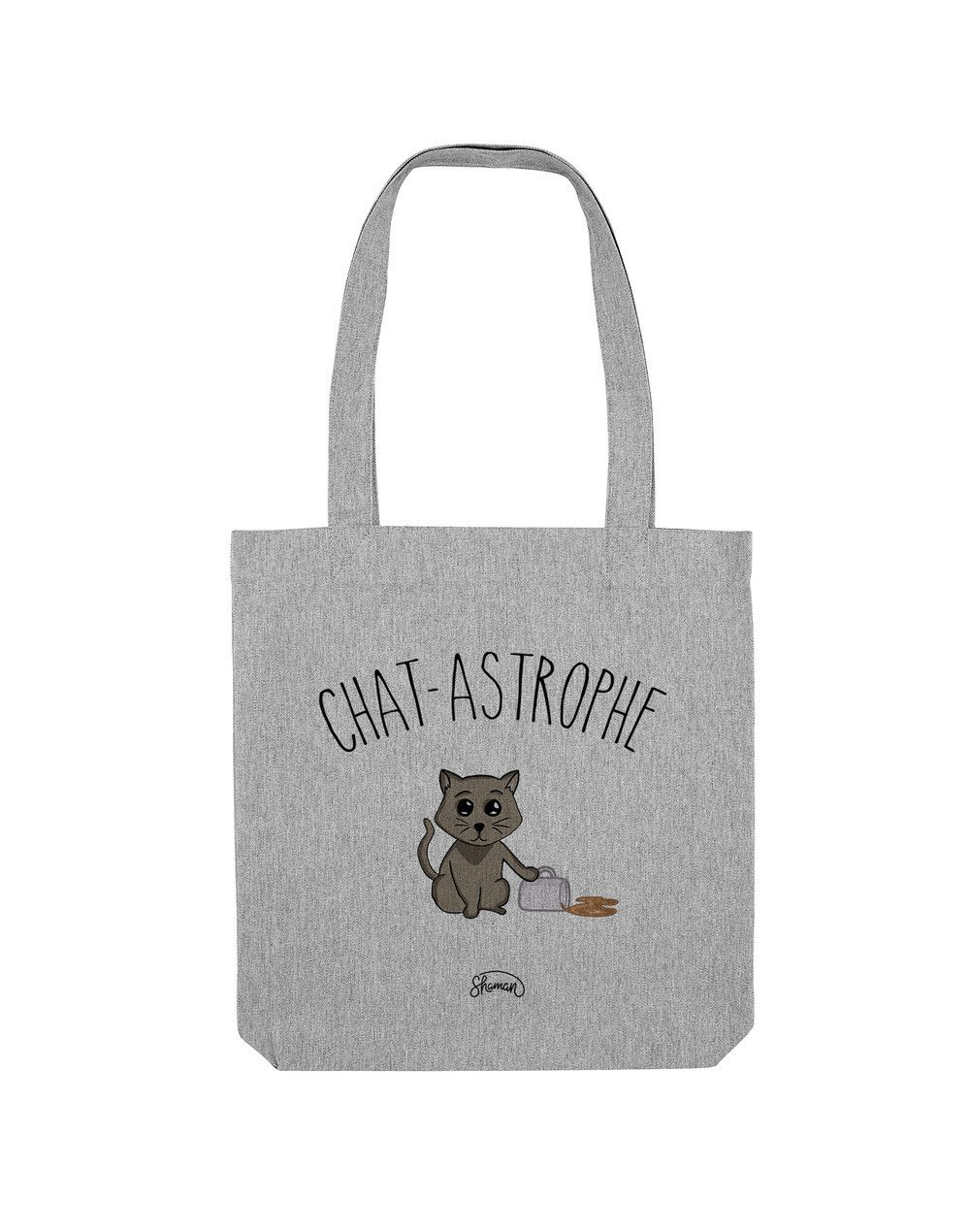 """Tote Bag """"Chat-astrophe"""""""