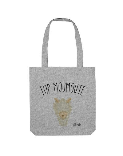 "Tote Bag ""Top moumoute"""