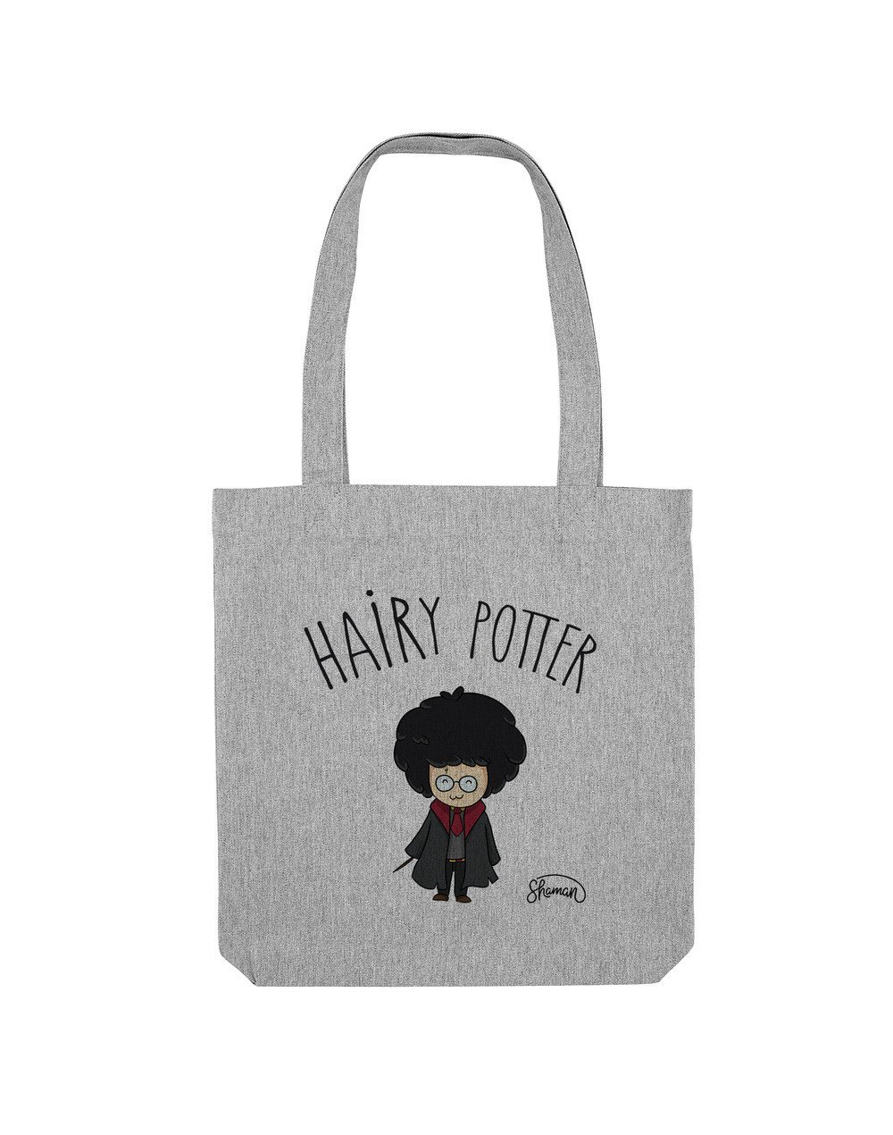"Tote Bag ""Hairy Potter"""