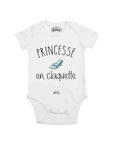 Body Princesse claquette