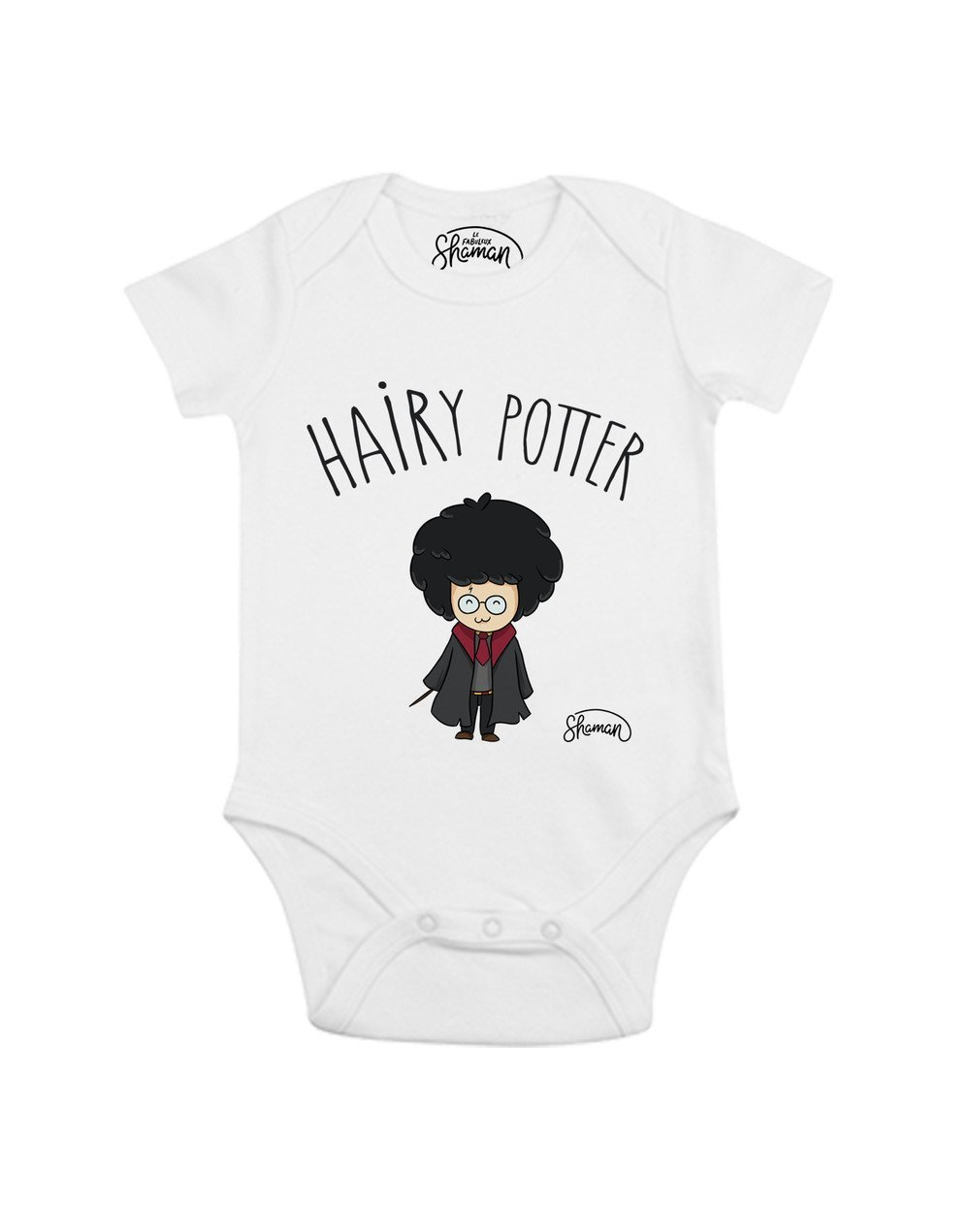 Body Hairy Potter