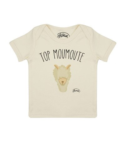 Tee shirt Top moumoute