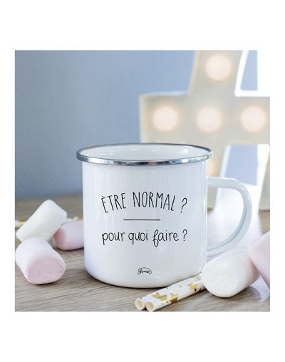 Mug Normal pourquoi