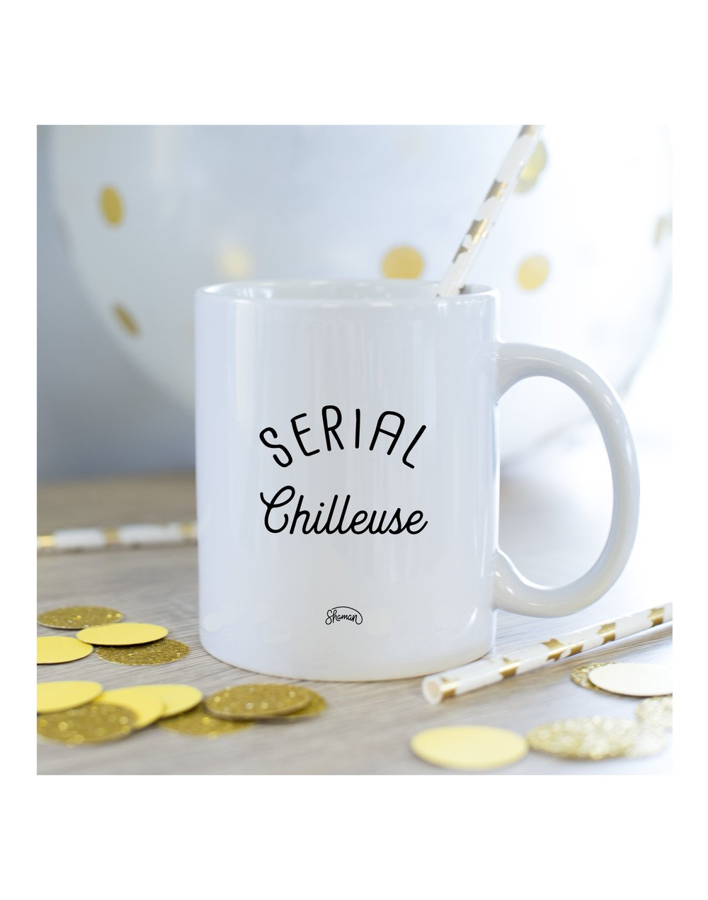 Mug Serial chilleuse