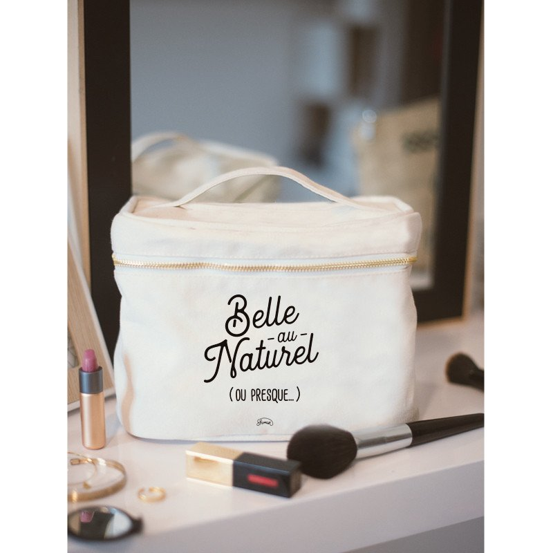 "Vanity ""Belle au naturel"""