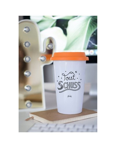 "Mugs Take away ""Tout schuss"""