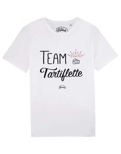 "Tee-shirt ""Team tartiflette"""