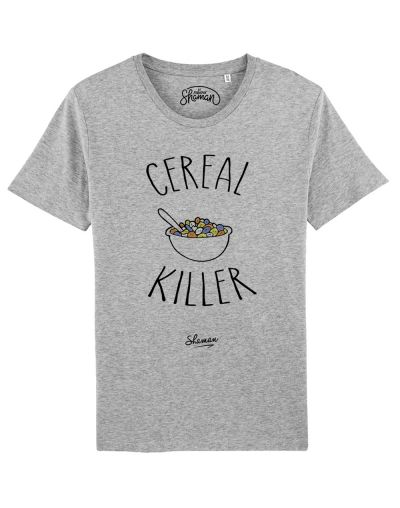 "Tee-shirt ""Cereal Killer"""