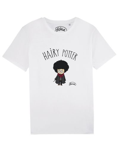 "Tee-shirt ""Hairy Potter"""