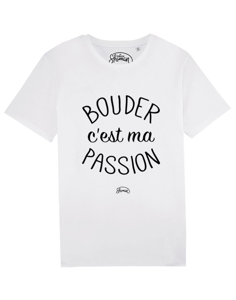 """Tee shirt """"Bouder passion"""""""