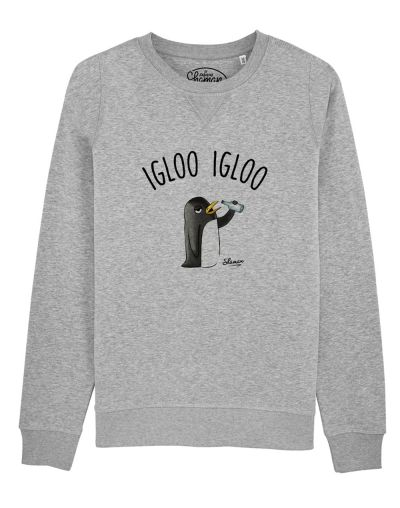 "Sweat ""Igloo"""