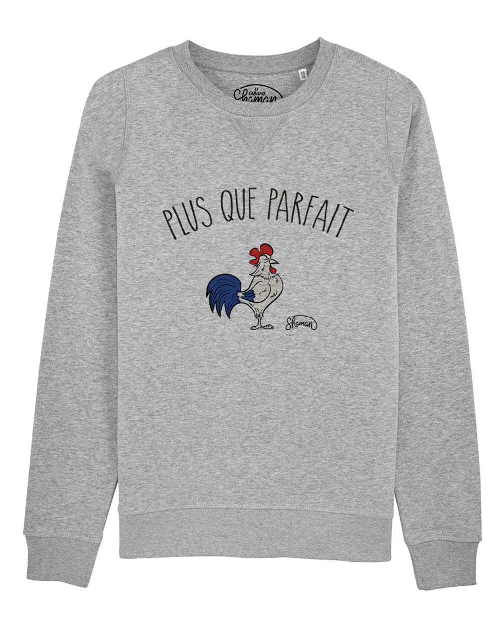"Sweat ""Plus que parfait"""