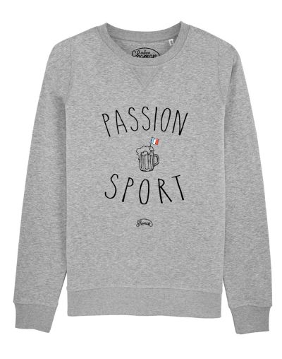 "Sweat ""Passion sport"""