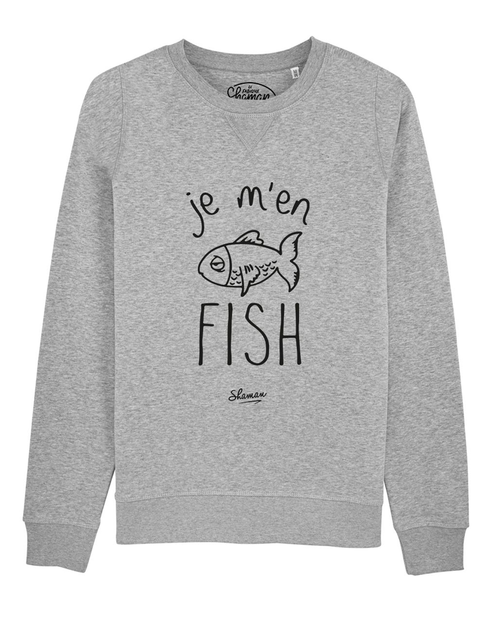 "Sweat ""Fish"""