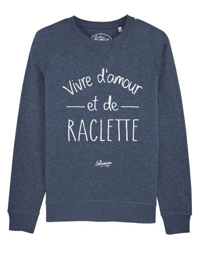 "Sweat ""Amour & raclette"""