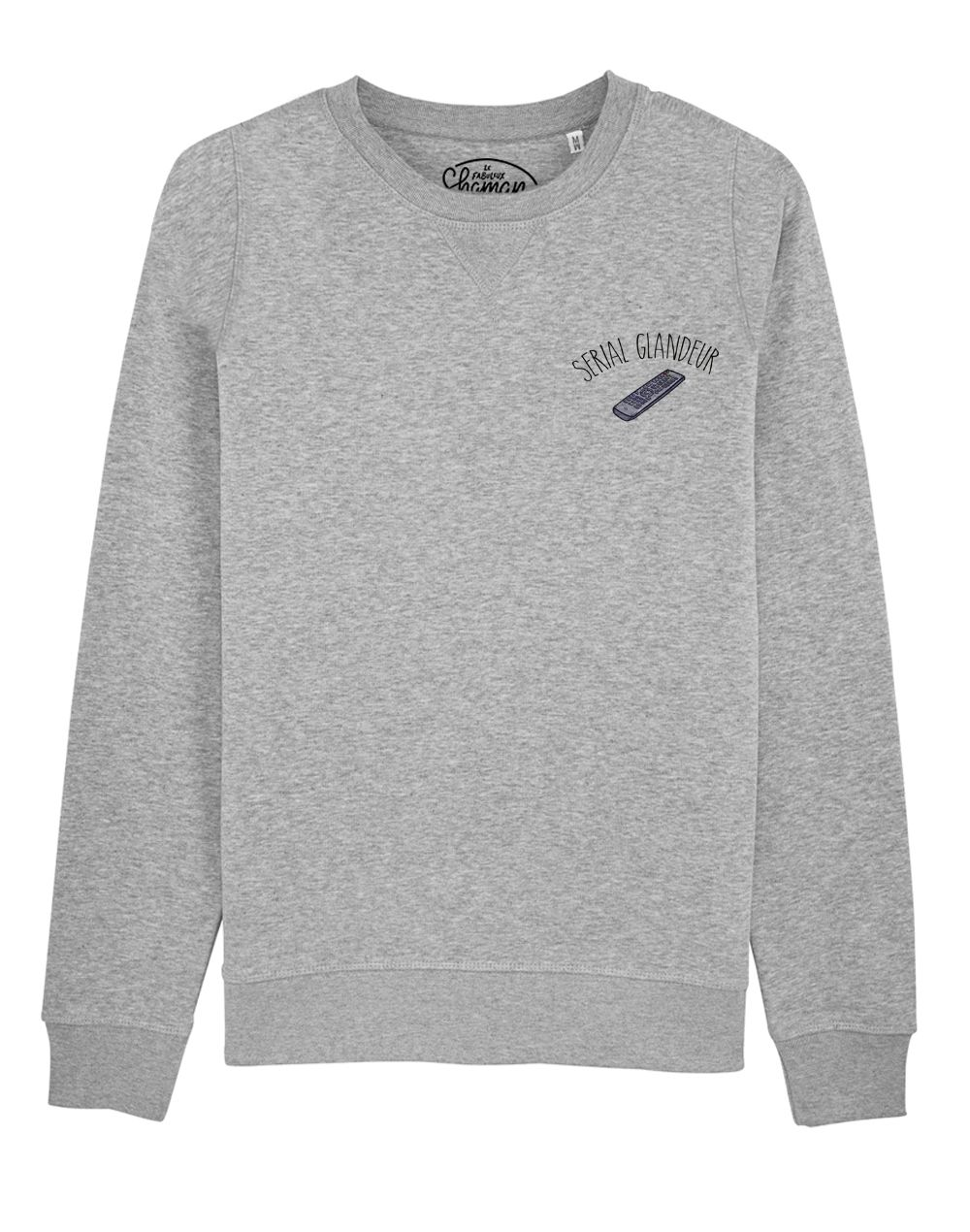 "Sweat ""Serial glandeur"""