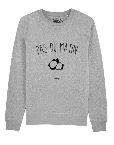 "Sweat ""Pas du matin"""