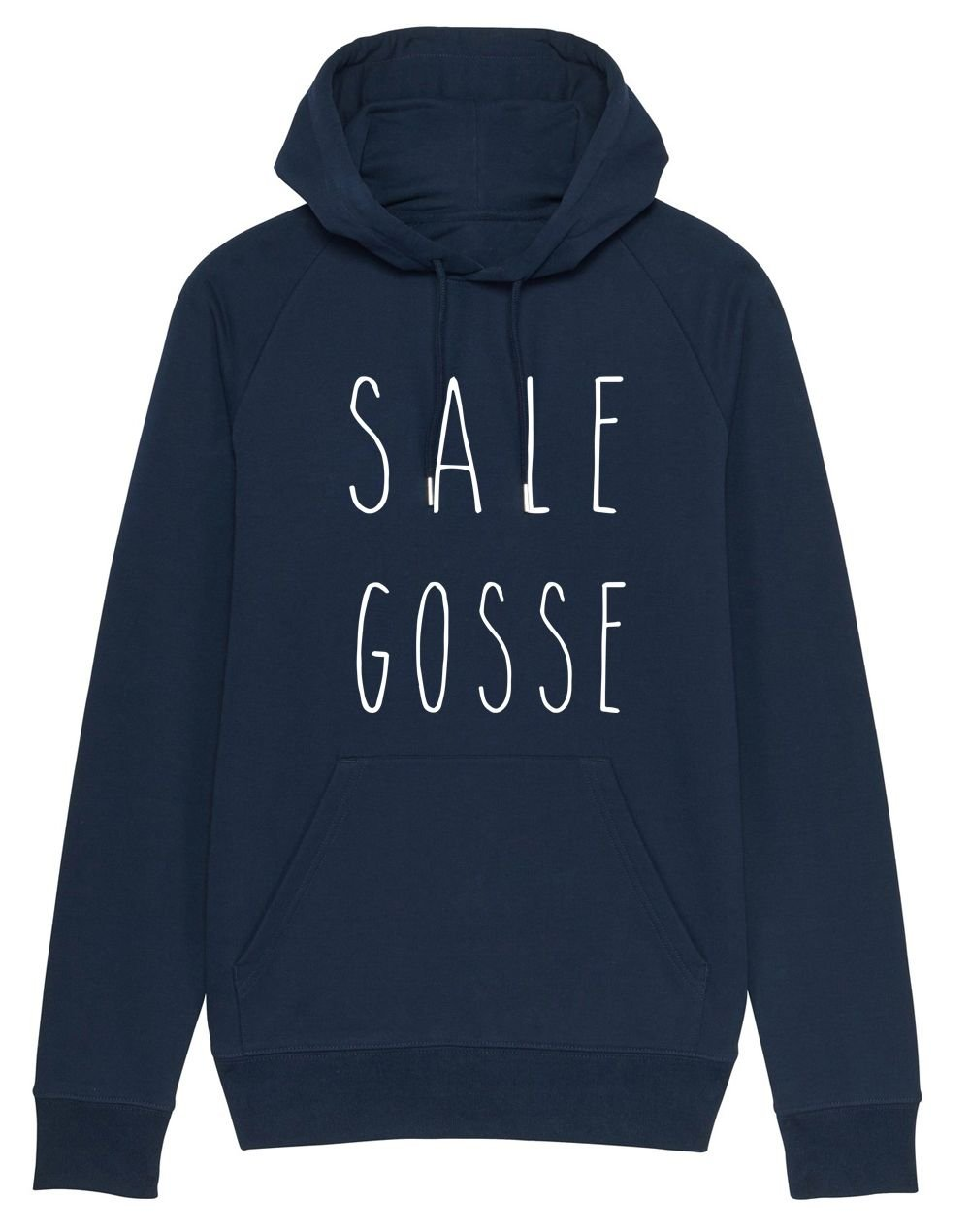 "Sweat capuche ""Sale gosse """
